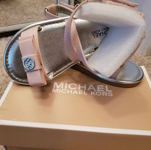 Michael Kors NWB Sandals for girls